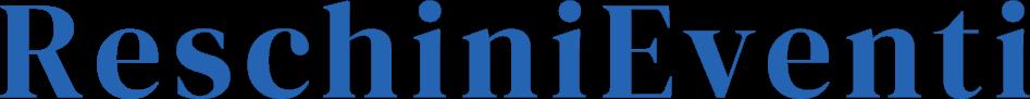 Reschini Eventi Logo